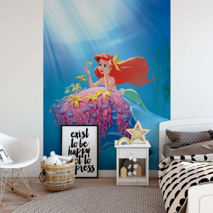 "Disney ""Ariel"" Non-Woven photo wallpaper"